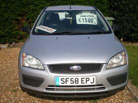 ford focus estate 1.6 diesel manual