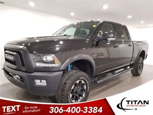 2017 Ram 2500 Power Wagon|4x4|CAM|Leather|NAV