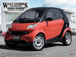 2006 smart fortwo PURE: LOW MILEAGE, KNOWN HISTORY, DIESEL