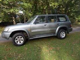 NISSAN PATROL 2004 AUTO
