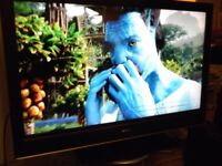 Sony Bravia 40 inch LCD TV- Full HD ** SPARES OR REPAIR**