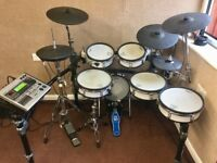 Roland TD-20 V Drums drum kit (+ Extra Splash/ HiHt Cymbal!