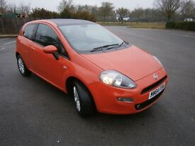 2014 FIAT PUNTO 1.4 EASY WITH BLLUETOOTH CONNECTIVITY AIRCON ALLOYS ETC