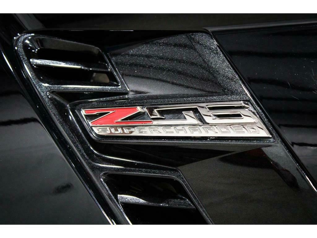 2016 Black Chevrolet Corvette Z06 3LZ | C7 Corvette Photo 10