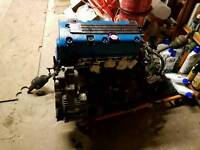 Honda Civic Type R Ep3 engine (recent clutch and timing chain)
