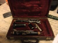 Boosey and Hawkes Emperor clarinet
