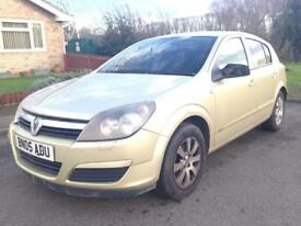 Vauxhall Astra 2005 1.6 6Months MOT Good Condition