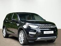 Land Rover Discovery Sport TD4 HSE LUXURY (black) 2015-12-15