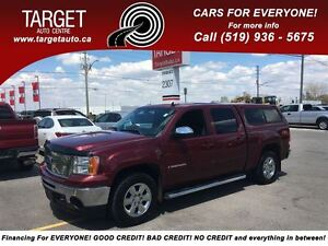 2009 GMC Sierra 1500 SLE 4X4 Z71, One Owner, No Accident