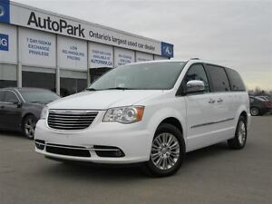 2015 Chrysler Town & Country Limited Platinum| DVD| Nav| Sunroof