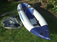 Inflatable kayak, Pathfinder