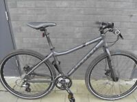 Carrera Subway 1 hybrid city bicycle(excellent condition).2017 model
