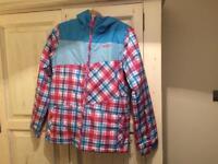 Girls Roxy skiing jacket