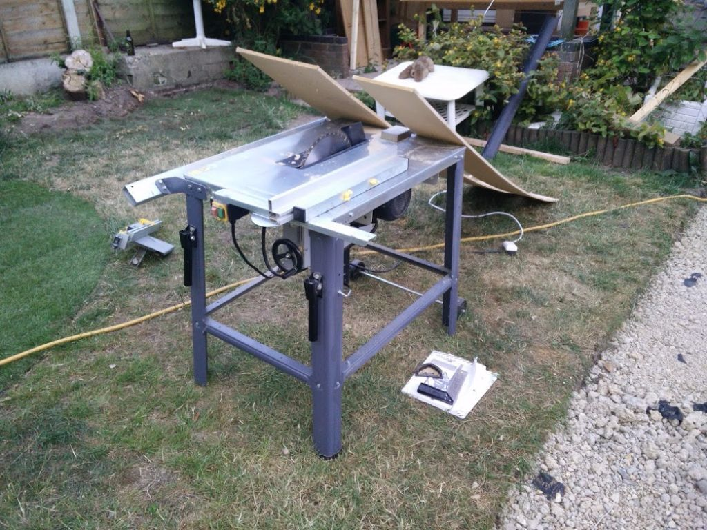 Woodstar st12 315mm table saw in costessey norfolk for 12 inch table saws for sale