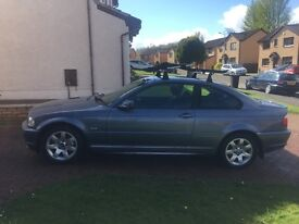 2000 BMW 318ci se with only 62500 miles 2 owners from new