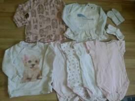 Girl's 12-18 months clothes (bundle)