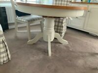 Dinning table 4 chairs