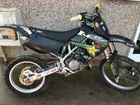 Kawasaki kx 85 2006 bw