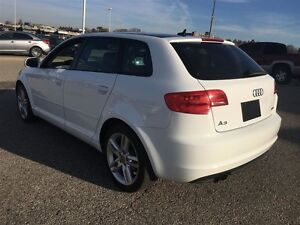 2012 Audi A3 2.0T Pano roof Heated Leather Alloys Kitchener / Waterloo Kitchener Area image 4