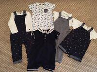 Baby boys clothes bundle/ Junior J by Jasper Conran 9-12 months
