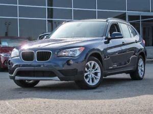 2013 BMW X1 xDrive 28i| Heated Leather Seats