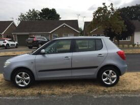 SKODA FABIA 1.2 2010 excellent condition for age, low mileage, MOT March 2019., all mod cons