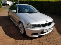 BMW 330ci M Sport 2004 (04) Auto, FSH, Leather, Navigation