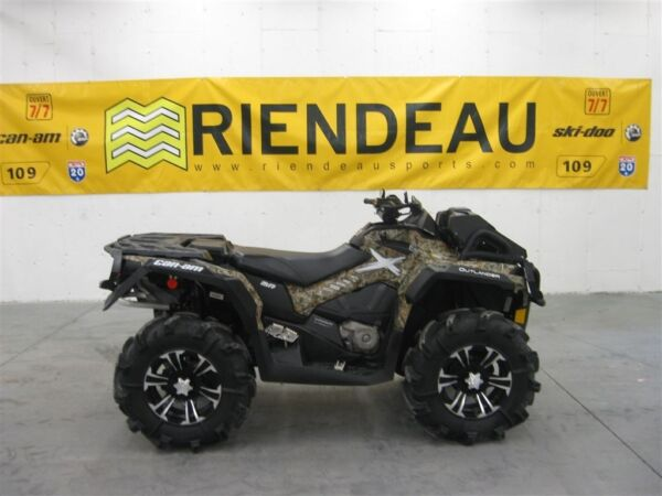 Used 2014 Can-Am Outlander 1000 X MR