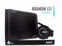 Nzxt kraken x31 aio liquid cooler