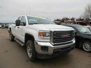 2015 GMC SIERRA 2500HD HD