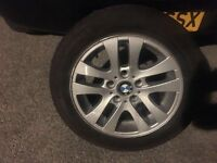 BMW (* 4 Alloys With Tyres* )
