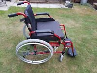 Wheelchair - Good as new- almost unused!