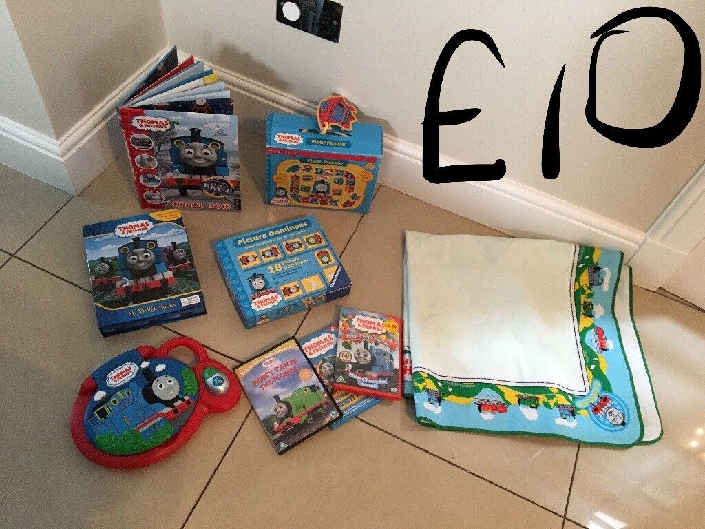 Thomas bundle (also selling another one )