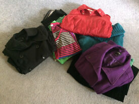 Women's Jackets Bundle - Size 12