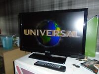 """Celsus 22""""LED Full HD ,DVD with freeview and remote"""