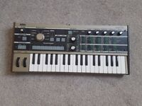Micro Korg Synthesizer, Barely Used! in great condition, £315 RRP