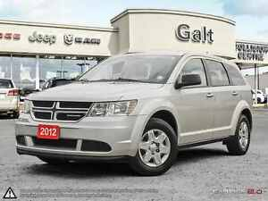2012 Dodge Journey CVP | LOCAL TRADE IN | ONLY $89 BI-WEEKLY*