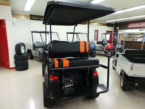 2012 club car Precedent ELECTRIC GOLF CART  BRAND NEW BATTERIES Belleville Belleville Area image 6
