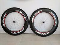 Zipp 808 Bike Wheels- Front & Rear