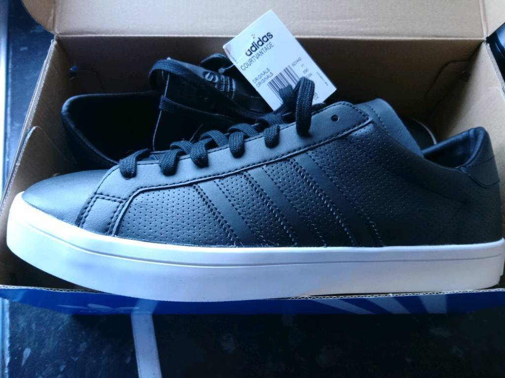 separation shoes 82442 f5ec8 Mens adidas originals trainers size 11 brand new in box £40