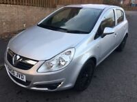 VAUXHALL CORSA CHOICE OF TWO 58 PLATE OR 59 PLATE DIESEL OR PETROL