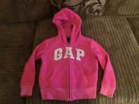 Girls Gap Hoodie. Age 6-7. Great condition