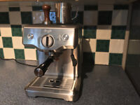 Sage Duo Temp Pro espresso machine