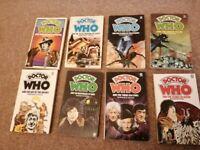 Doctor Who Novels (1979-1980)