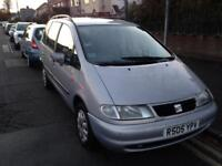Seat Alhambra 7 seater diesel