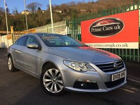 2009 09 Volkswagen CC 2.0 TDI CR 4dr Turbo Diesel 6 Speed Manual