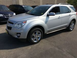 2012 Chevrolet Equinox 2LT, Automatic, Steering Wheel Controls