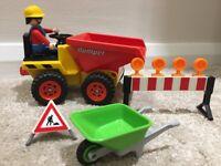 Playmobil Dumper Truck 3756