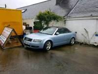 2004 Audi a4 convertible 3.0i quattro