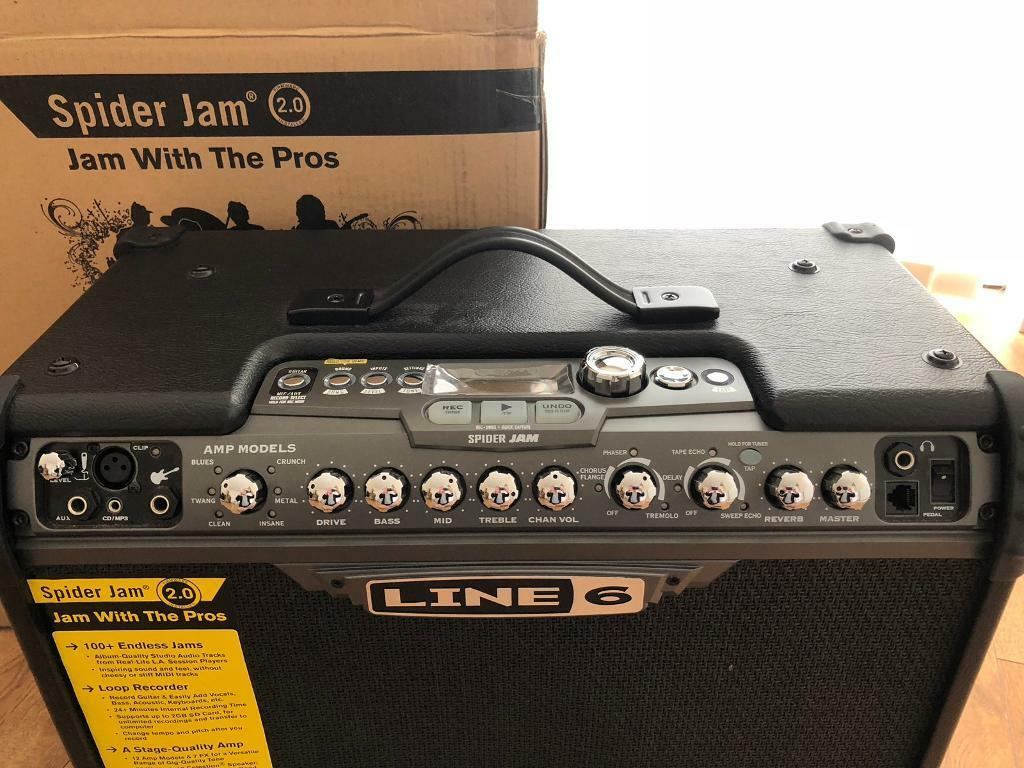 Line 6 Spider Jam Guitar Amplifier New | in Dudley, West Midlands | Gumtree